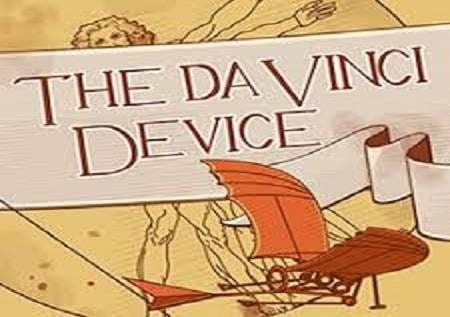 The Da Vinci Device – maisha ya mtu mwenye akili katika sloti ya kasino mtandaoni