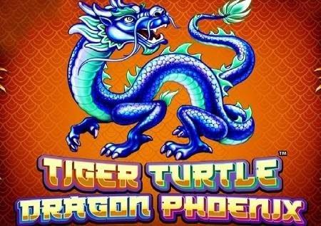 Tiger Turtle Dragon Phoenix – shinda jakpoti!