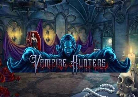 Vampire Hunters – sloti ya video ikiwa na wachezaji majasiri wa kasino!