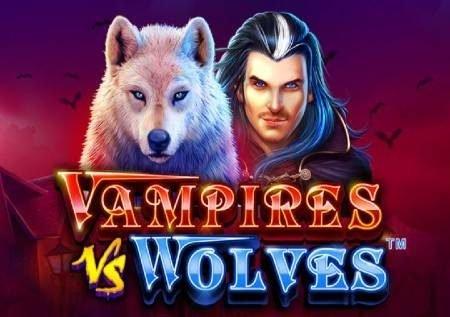 Vampires vs Wolves – onesho la kutisha katika gemu mpya ya kasino