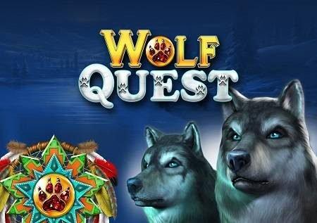 Wolf Quest – ijibu asili na uchague bonasi!
