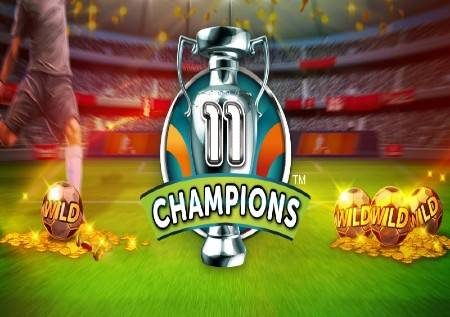 11 Champions – kutoka kwenye bonasi mpaka kwenye jakpoti kubwa