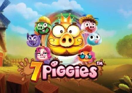 7 Piggies – nguruwe mwenye wazimu anatoa bonasi kubwa!