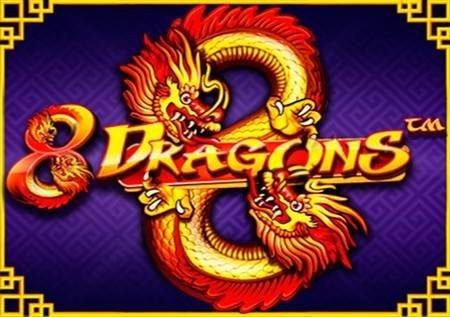 8 Dragons – hisi nguvu ya dragoni katika bonasi ya kasino!