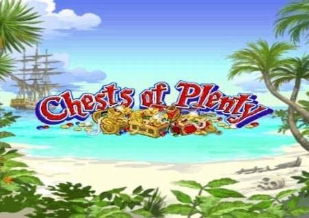 Chests of Plenty – kamata hazina ya haramia katika gemu ya kasino!