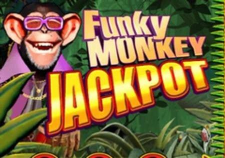 Funky Monkey Jackpot – sloti ya kasino inayochekesha!