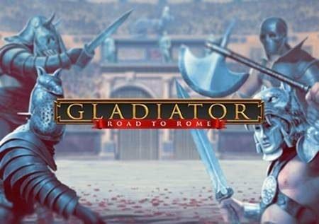 Gladiator Road to Rome – shinda jakpoti!