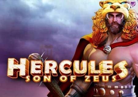 Hercules Son of Zeus – gemu ya kasino mtandaoni yenye ukubwa wa kutosha!