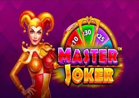 Master Joker – zungusha gurudumu la bahati katika gemu ya kasino!