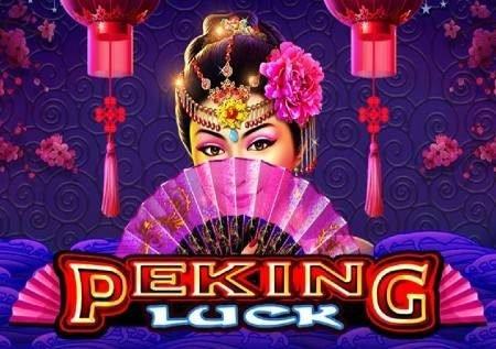 Peking Luck – gemu ya kasino mtandaoni yenye ushindi mkubwa!