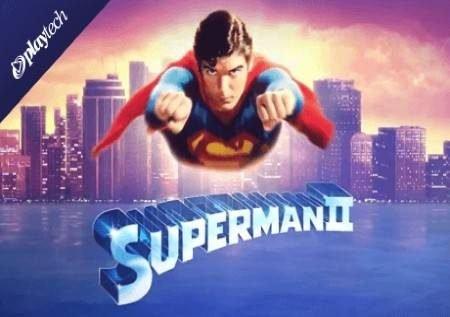 Superman 2 – shujaa mkuu analeta jakpoti!