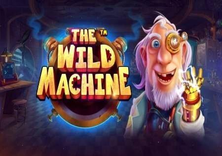 The Wild Machine – uhondo wa ajabu wa kasino ukiwa na bonasi!