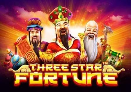 Three Star Fortune – shinda bonasi ya Respin!