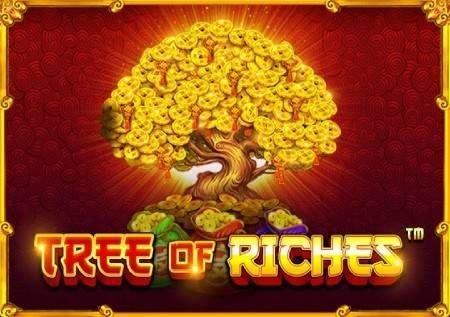 Tree of Riches – chagua utajiri katika gemu ya kasino!