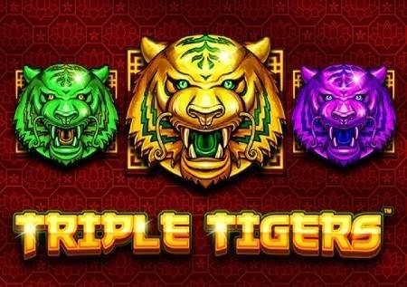Triple Tigers – jiingize katika ubora wa sloti ya kasino mtandaoni!
