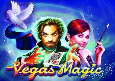 Vegas Magic – maajabu katika muundo wa gemu ya kasino