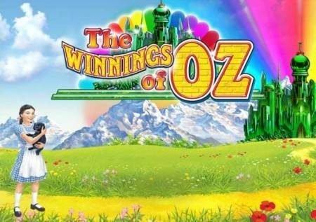 Winnings of Oz – sloti iliyojaa utajiri wa bonasi za kipekee sana!