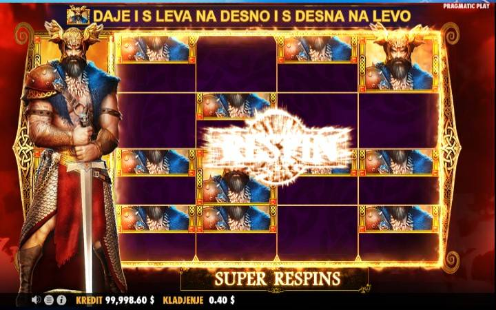 Super Respin, Beowulf