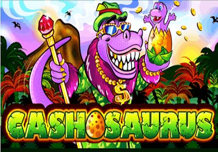 Cashosaurus – ulimwengu uliojawa na bonasi za juu za dino!