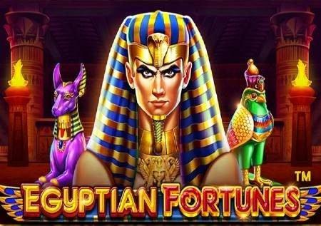Egyptian Fortunes – dunia ya maajabu ya mafarao katika gemu ya kasino!