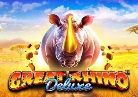 Great Rhino Deluxe – bonasi kubwa katika savana ya Kiafrika!