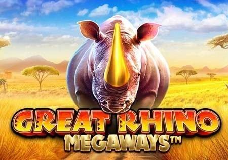 Great Rhino Megaways – kuelekea kwenye mfululizo wa sloti!