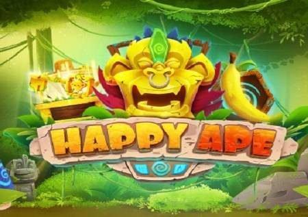 Happy Ape – inaleta raha na bonasi kwenye kasino za mtandaoni!