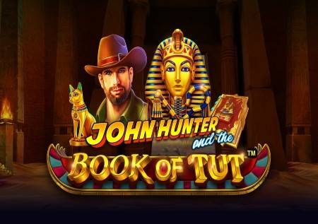 John Hunter and the Book of Tut tembelea Misri ya kale