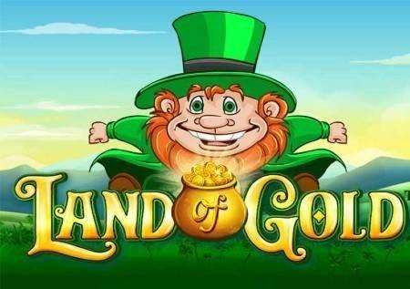 Land of Gold – gemu ya kasino yenye bonasi za kipekee!