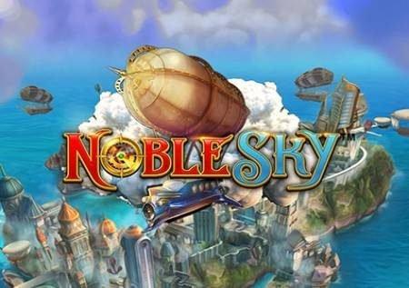 Noble Sky – sloti ya anga ikiwa na jakpoti nne kubwa