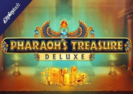 Pharaohs Treasure Deluxe – bonasi za nguvu zinakuja kutoka Misri