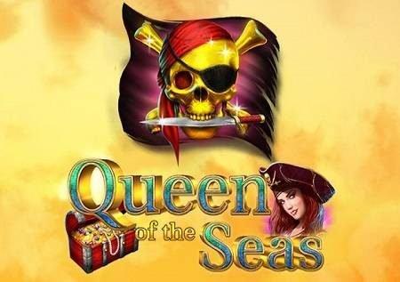 Queen of the Seas – nenda katika msako wa bonasi!