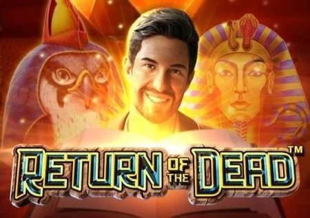 Return of the Dead – gundua siri ya vitabu maarufu