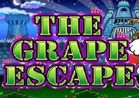 The Grape Escape – kutoroka kwa zabibu kunakofurahisha sana kukiwa na bonasi!