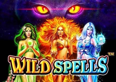 Wild Spells – wachawi wanaleta jakpoti tatu kubwa