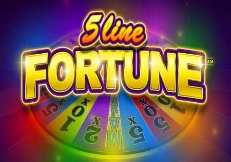 5 Line Fortune – sloti bomba ambayo inaleta bahati njema