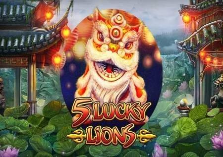 5 Lucky Lions – shinda jakpoti ya simba!