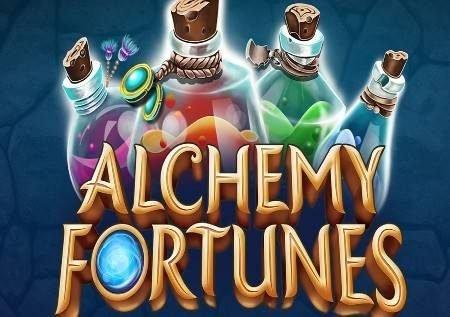 Alchemy Fortunes – maajabu ya gemu ya kasino mtandaoni!