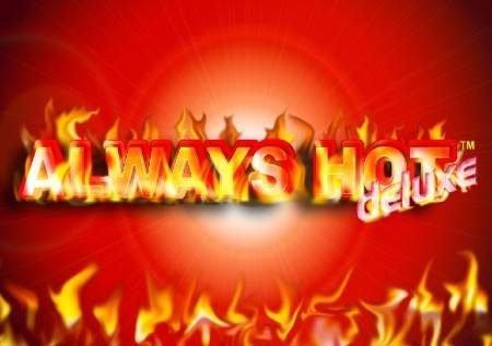 Always Hot Deluxe – raha ya kutosha ya kasino