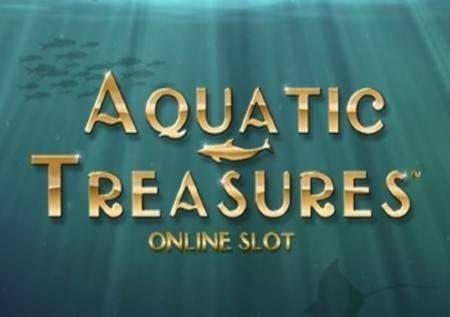 Aquatic Treasures – kina cha bahari kinaficha bonasi!