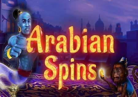 Arabian Spins – ukiwa na taa ya maajabu kwenye ushindi wa ajabu