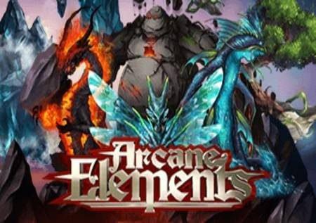 Arcane Elements – nguvu ya vipengele 4 kwenye kuleta bonasi!