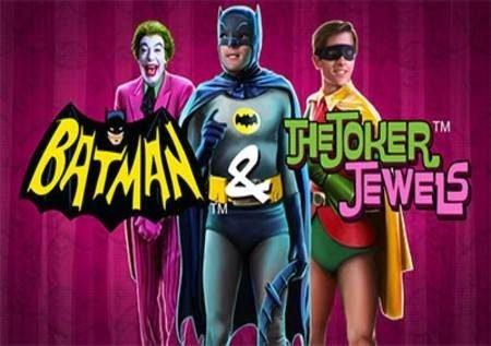Batman and The Joker Jewels – onesho la video ya sloti