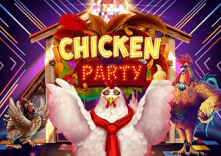 Chicken Party – elekea kwenye sherehe ya furaha!