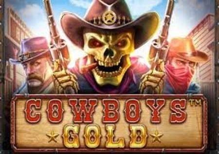 Cowboys Gold – kuwa cowboy katika sloti ya video!