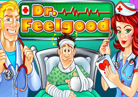 Dr. Feelgood – daktari pekee ambaye anatibu bonasi za kasino!