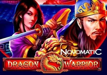 Dragon Warrior – roho ya joka inakuongoza kwenda kwenye bonasi!