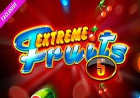 Extreme Fruits 5 – utamu wa kasino katika umbo la tunda