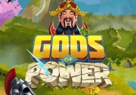 Gods of Power – sloti ya video yenye bonasi za kipekee!