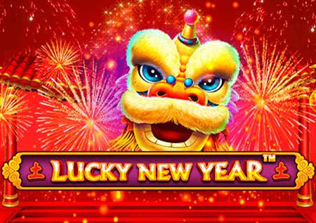 Lucky New Year – jakpoti inakuja ikiwa na Mwaka Mpya